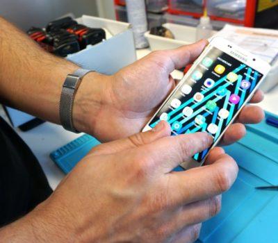 1er Smartphone 100% Reconditionné