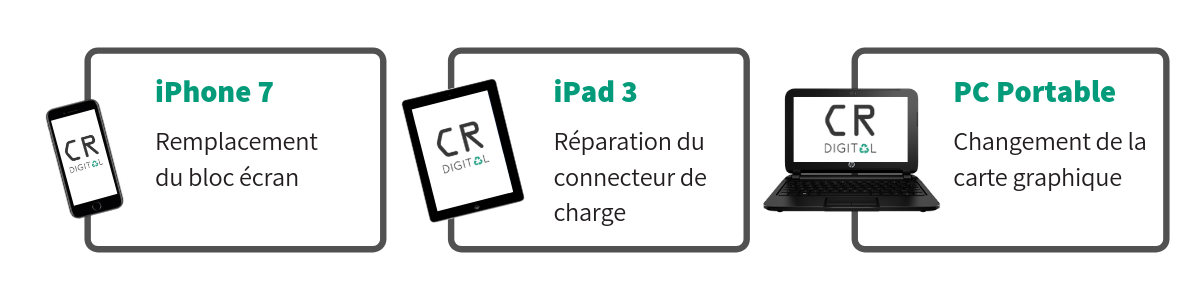 réparation mobile entreprises